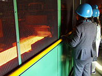 中川区ものづくり見学バスツアー 工場見学開催
