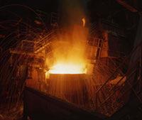 200トン電気炉2000万トン達成